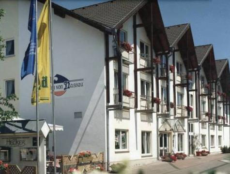 Hotel And Restaurant Wilhelm Von Nassau