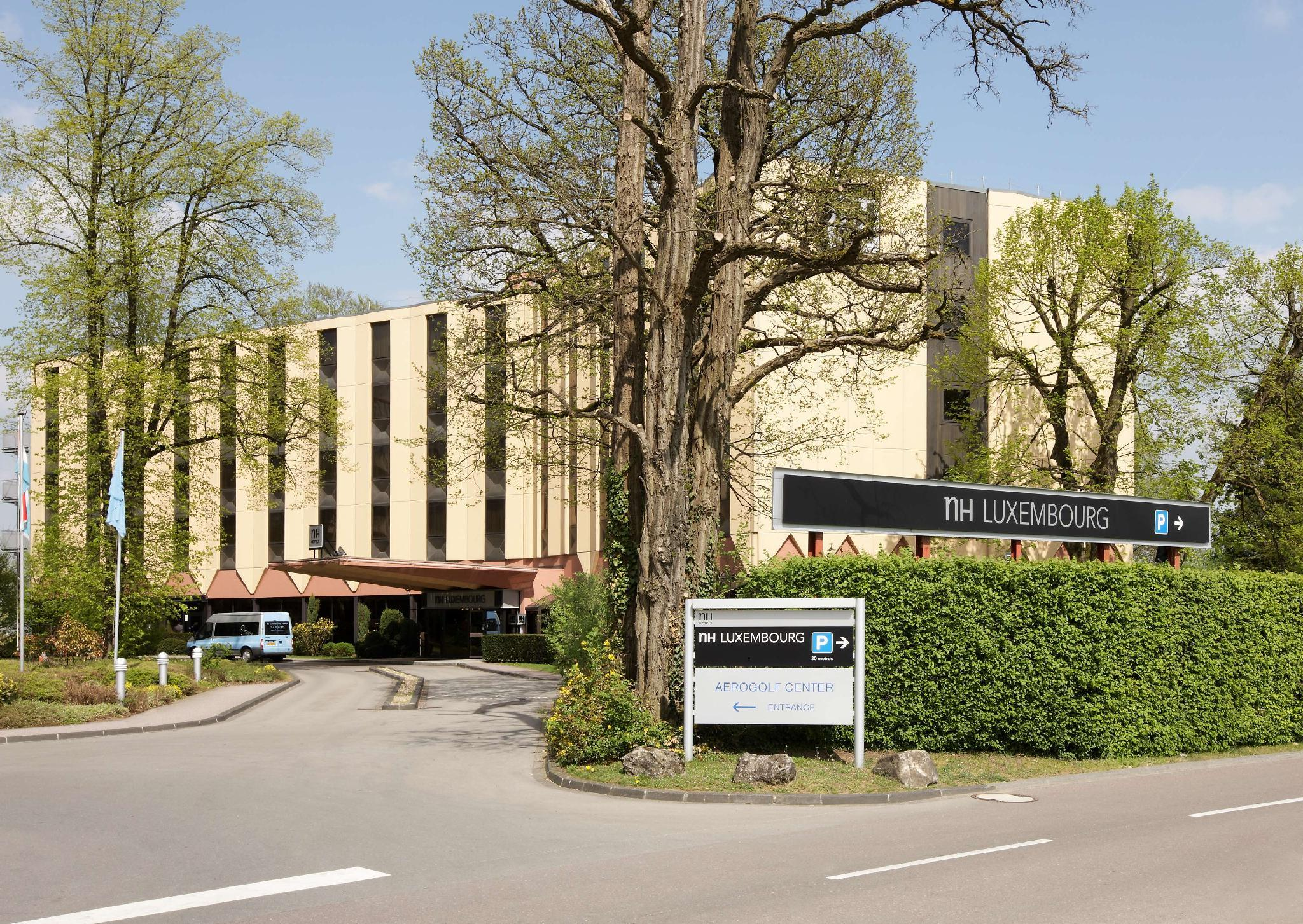 NH Luxembourg Hotel