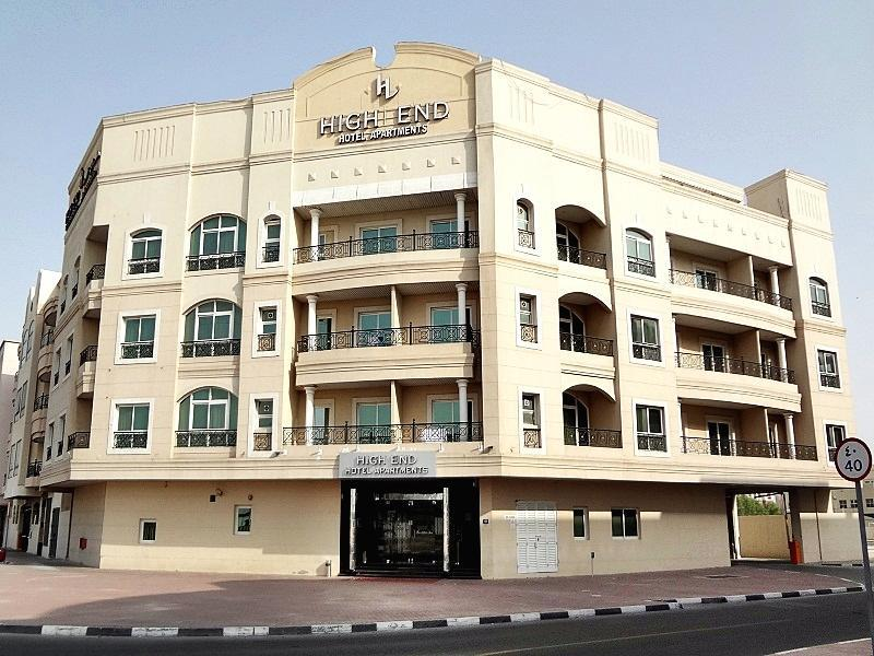 Dubai high end hotel apartments llc in united arab for High end hotels