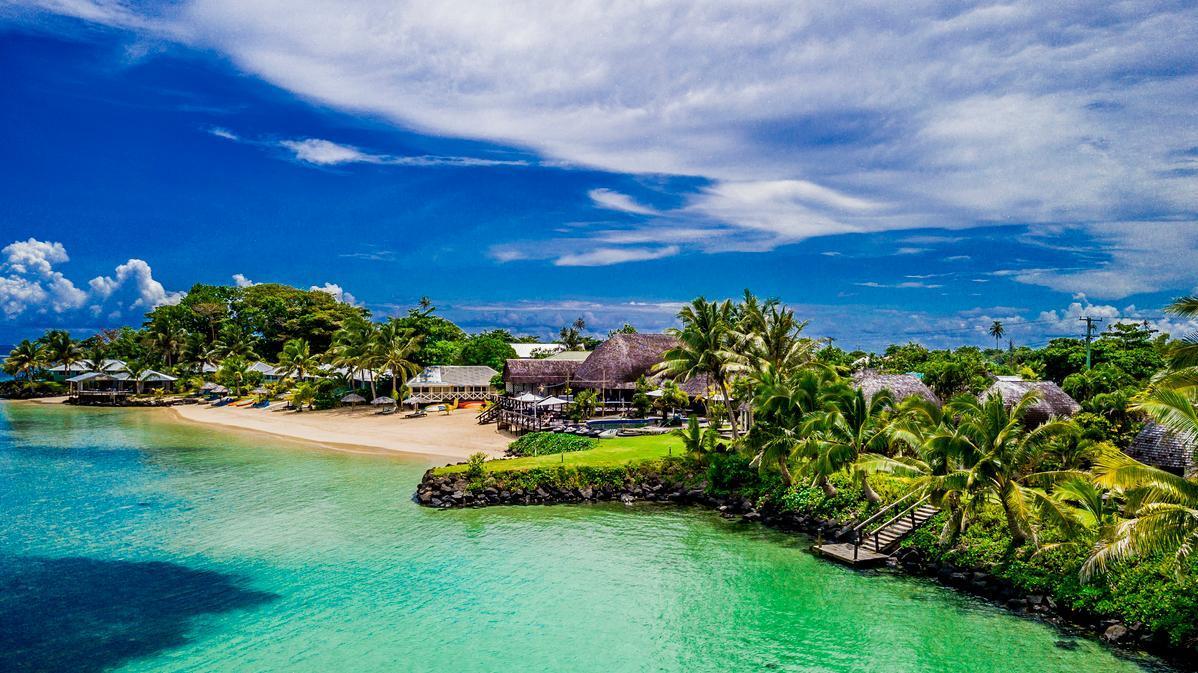 Le Lagoto Resort And Spa