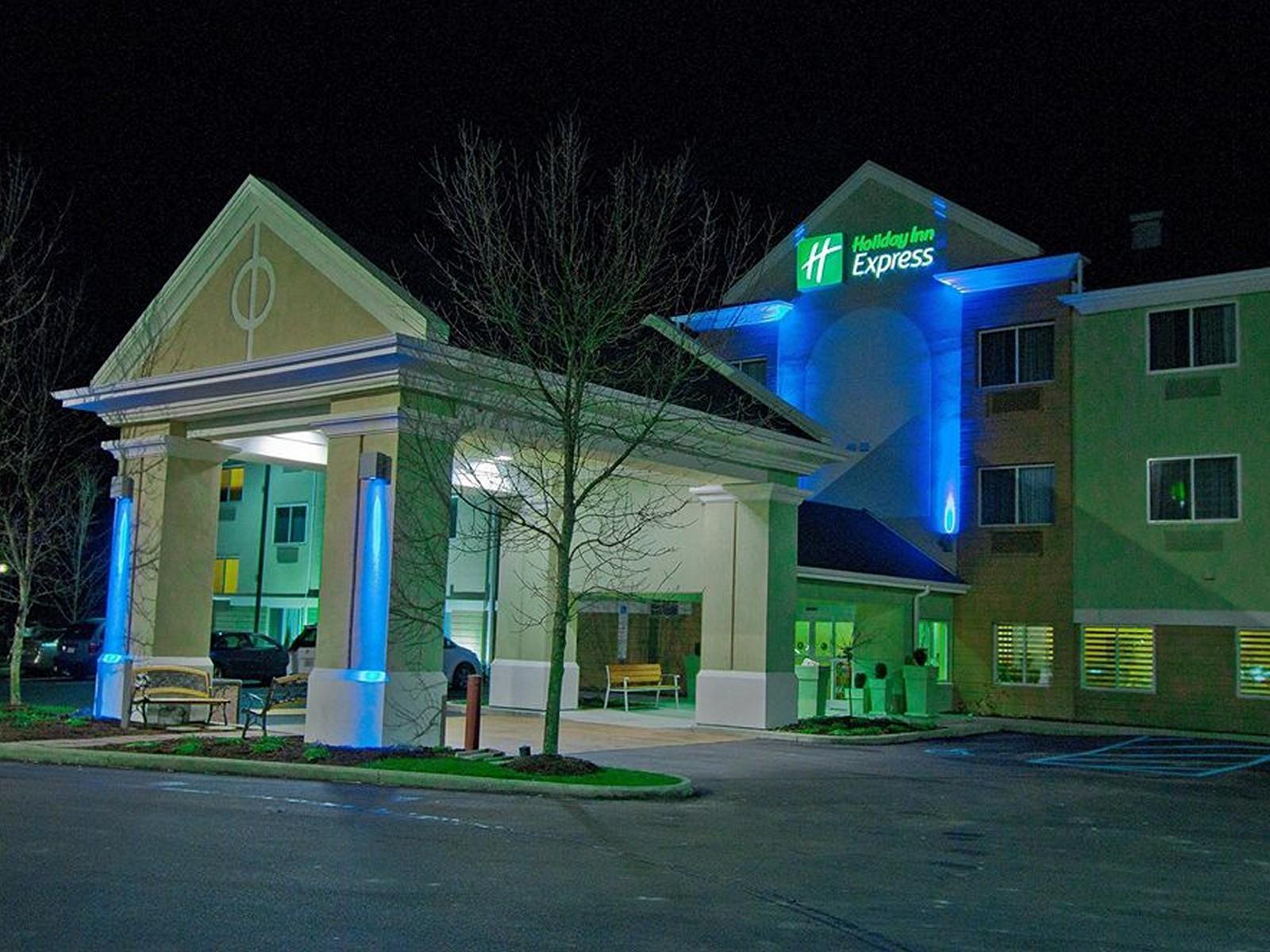 Holiday Inn Express   Charleston Kanawha City
