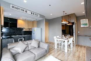Bright and spacious2 BR condo, BTS/MRT Mo-chit อพาร์ตเมนต์ 2 ห้องนอน 2 ห้องน้ำส่วนตัว ขนาด 56.75 ตร.ม. – จตุจักร