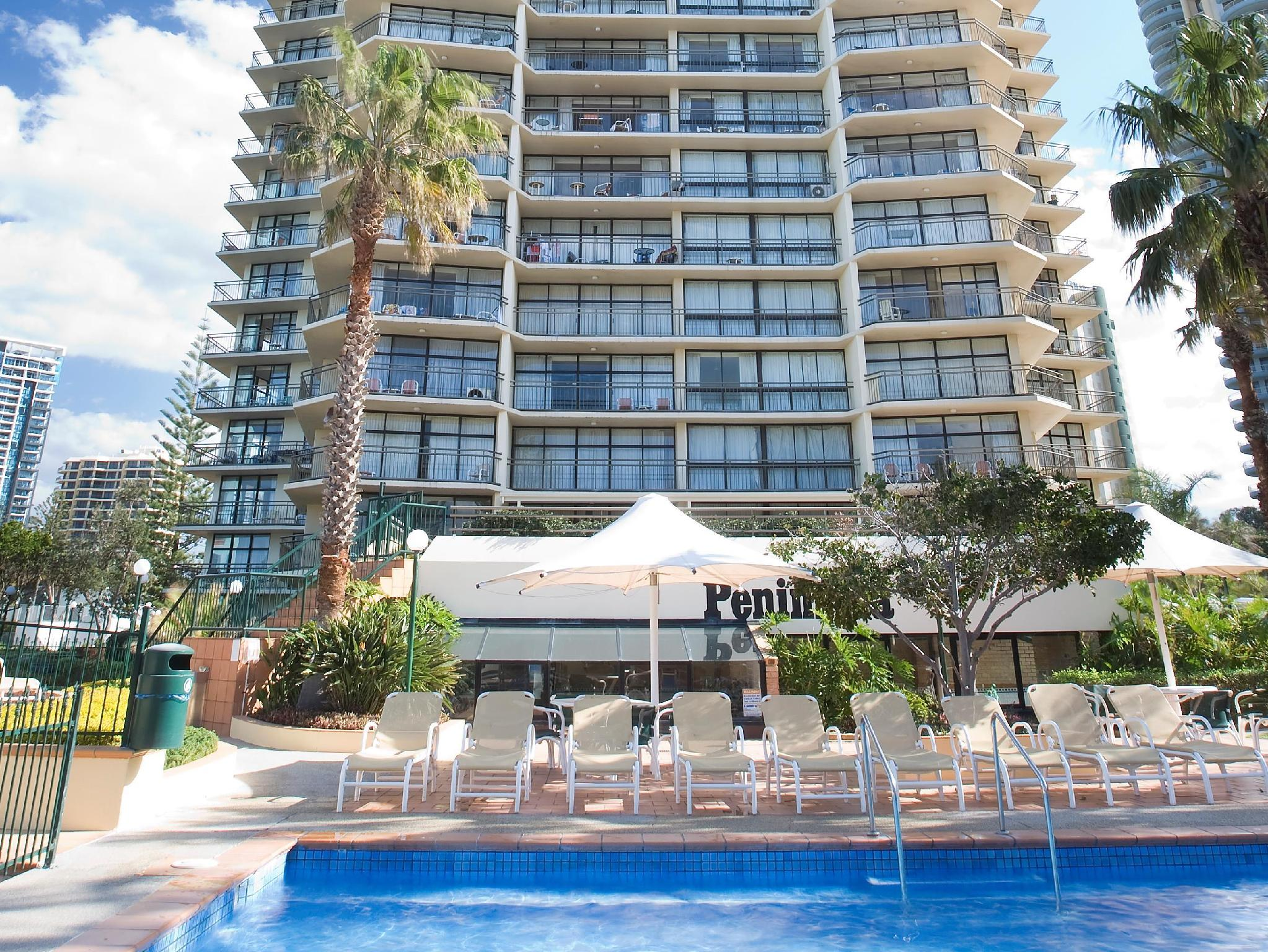 Resorts And Apartments
