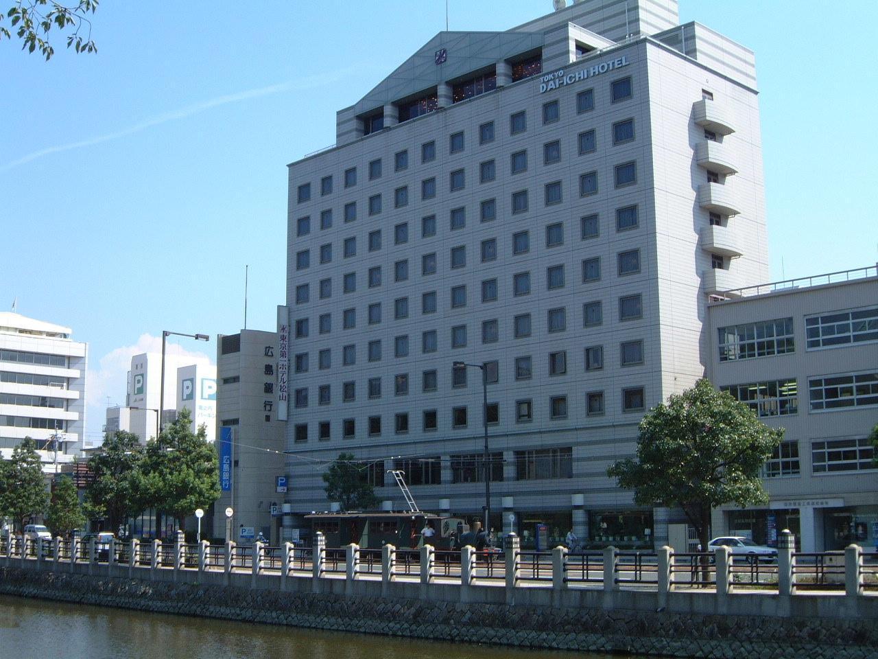 โรงแรมโตเกียว ไดอิชิ มัตสึยะมะ