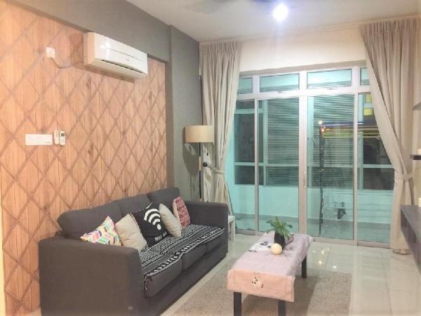COZY MIDORI GREEN HOME@10 MNS CIQ Johor Bahru