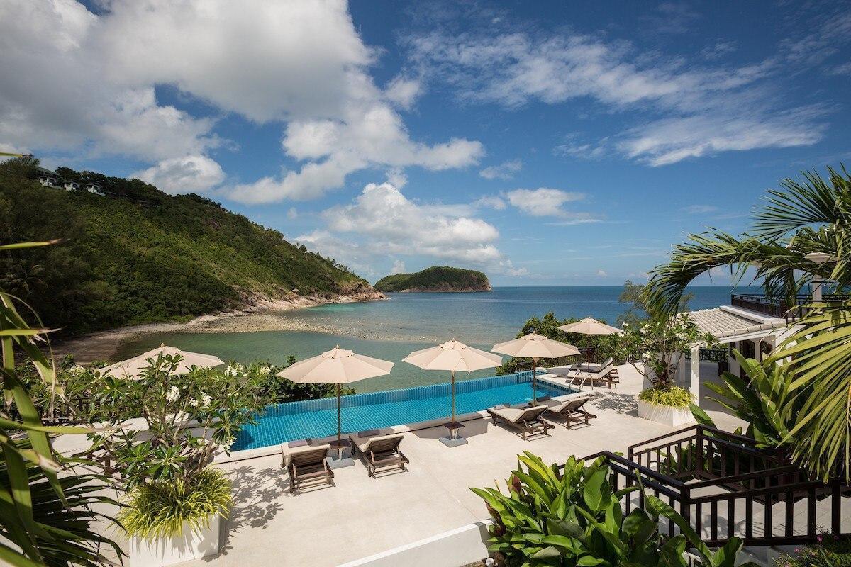 The Secret Beach Villa - Koh Phangan บ้านเดี่ยว 6 ห้องนอน 4 ห้องน้ำส่วนตัว ขนาด 200 ตร.ม. – แม่หาด