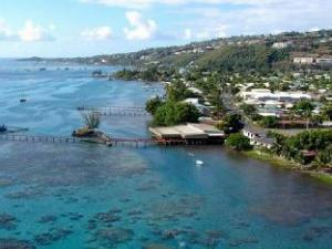 塔希提岛海景小屋 (Tahiti Lodge Oceane)