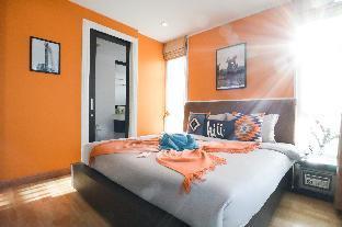 [スクンビット]アパートメント(60m2)| 1ベッドルーム/1バスルーム [hiii] Dream Of Dusk/Sauna&Pool/BTSThongLo-BKK170
