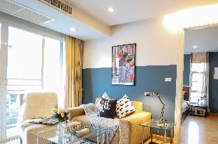 [スクンビット]アパートメント(60m2)| 1ベッドルーム/1バスルーム [hiii]Great Voyage@60sqm/BTSThongLo/Sauna-BKK165