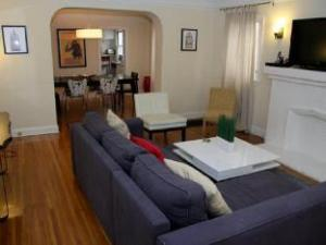 Vintage Two Bedroom LA Vacation Rentals Unit 6