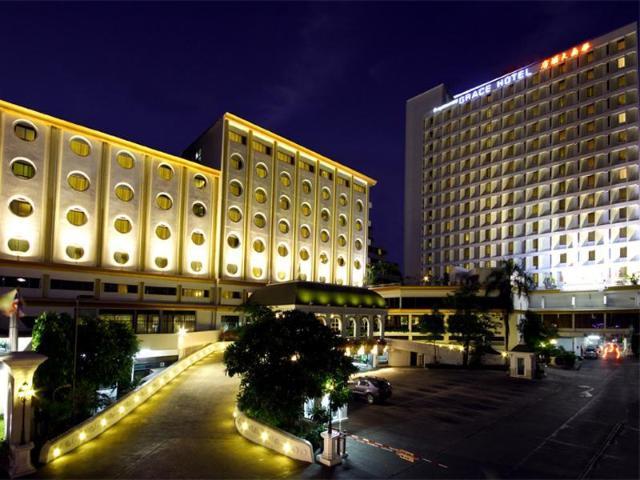 โรงแรมเกรซ กรุงเทพ – Grace Hotel Bangkok