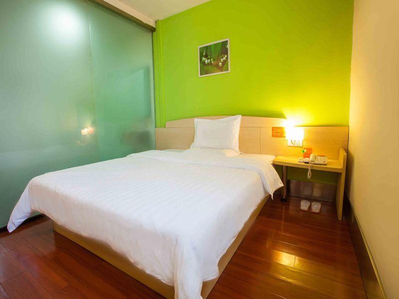 7 Days Inn Wuhan Macau Road Branch