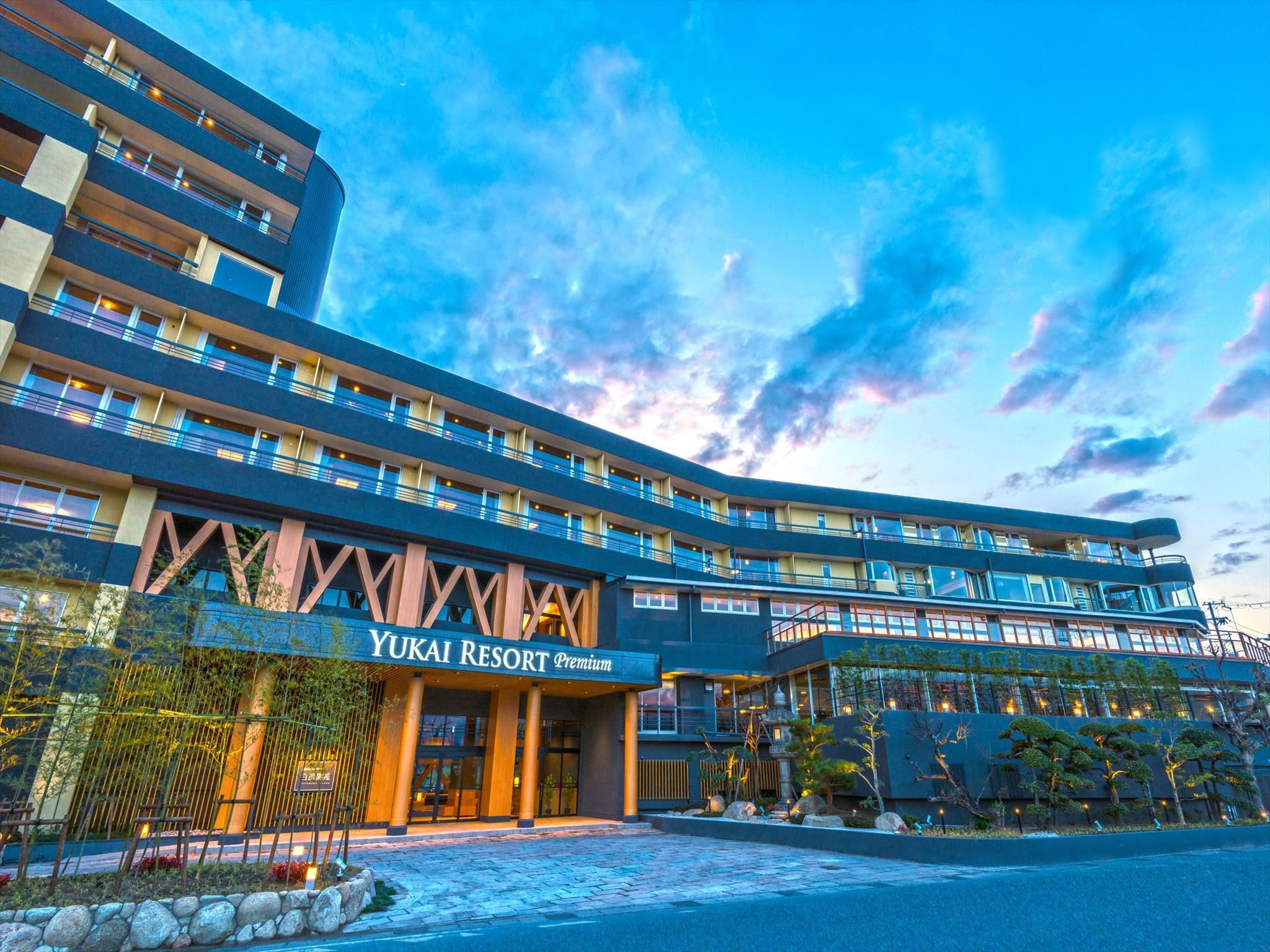 Yukai Resort Nanki Shirahamaonsen Shirahama Gyoen Premium