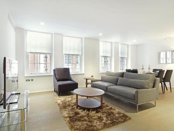 Oxford Street London Apartments - Bloomsbury, London ...