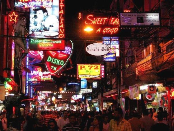 Walking Street Guest House Pattaya