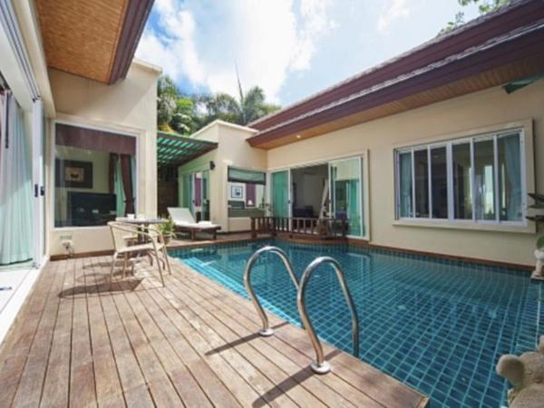 Karon Hill Villa 4 Phuket