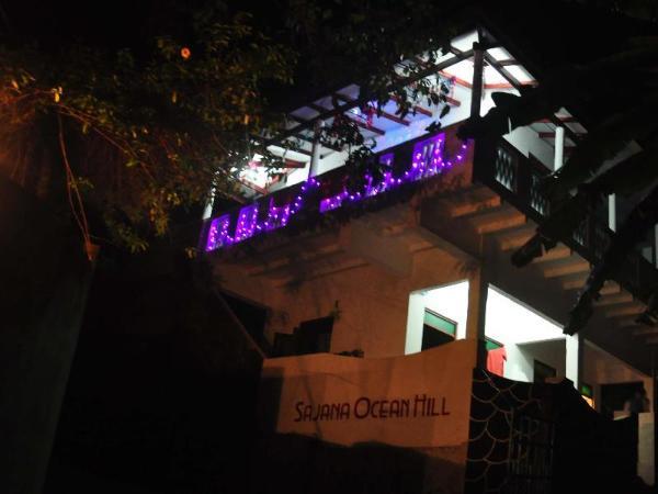 Sajana Ocean Hill Hotel Mirissa