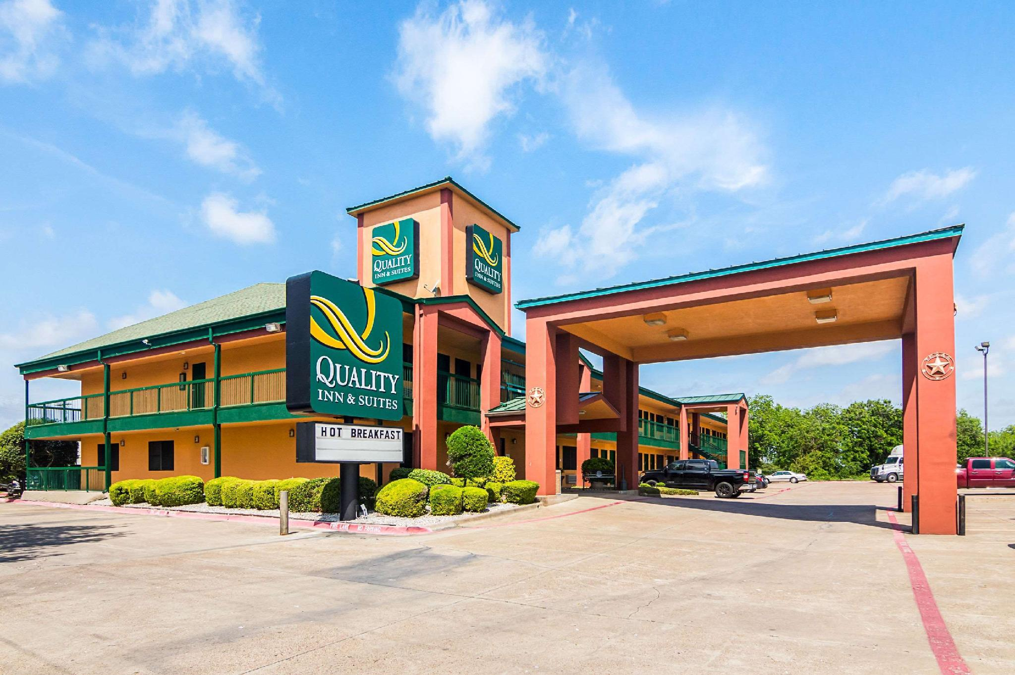 Quality Inn And Suites Garland   East Dallas