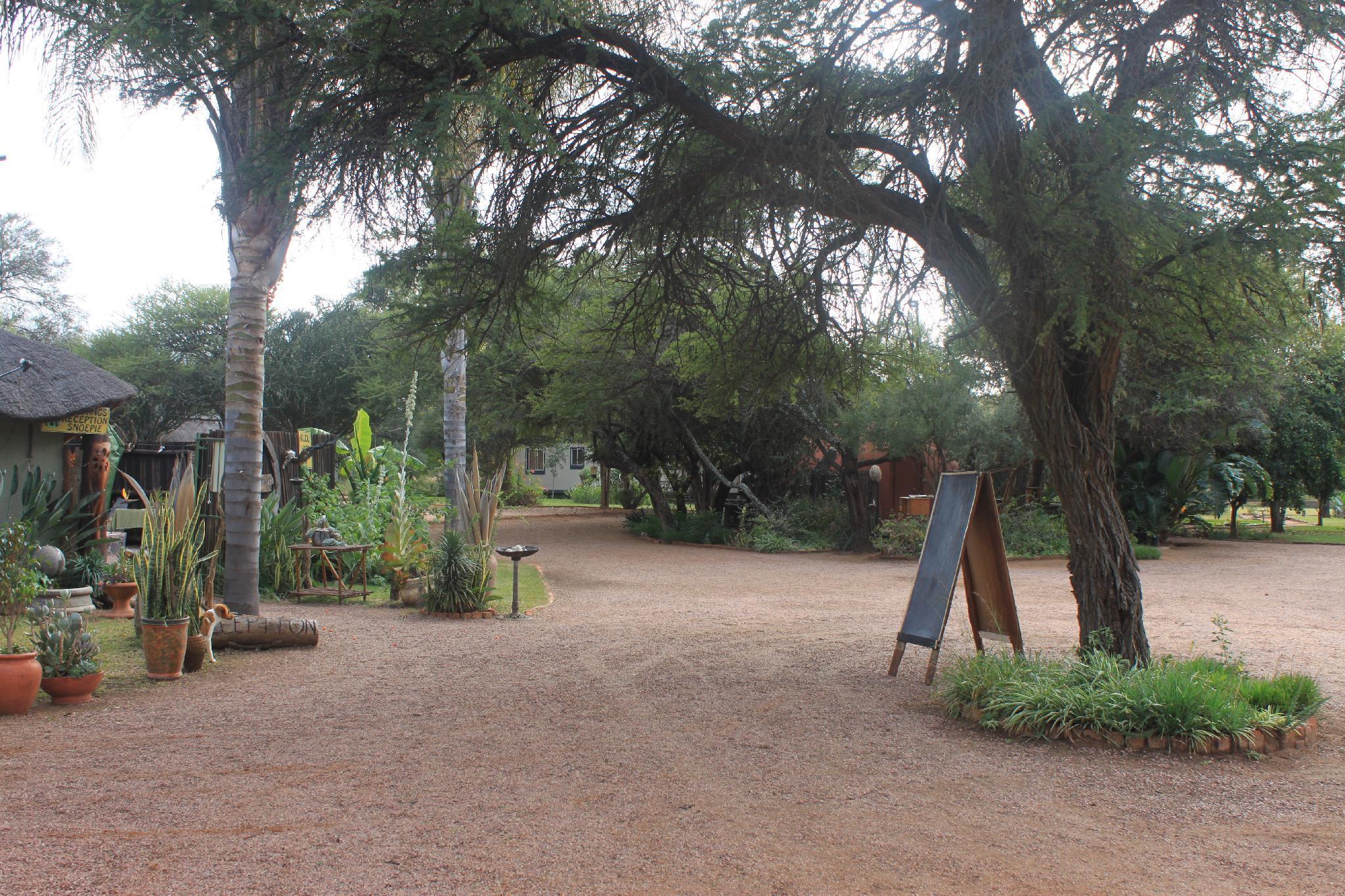 Grootgeluk Bush Camp