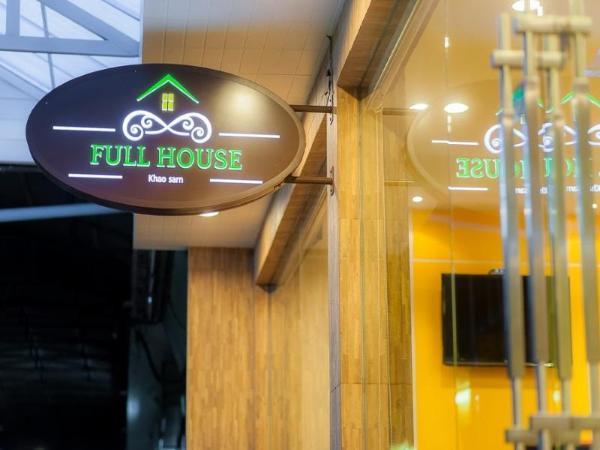 Full House Khaosan Bangkok