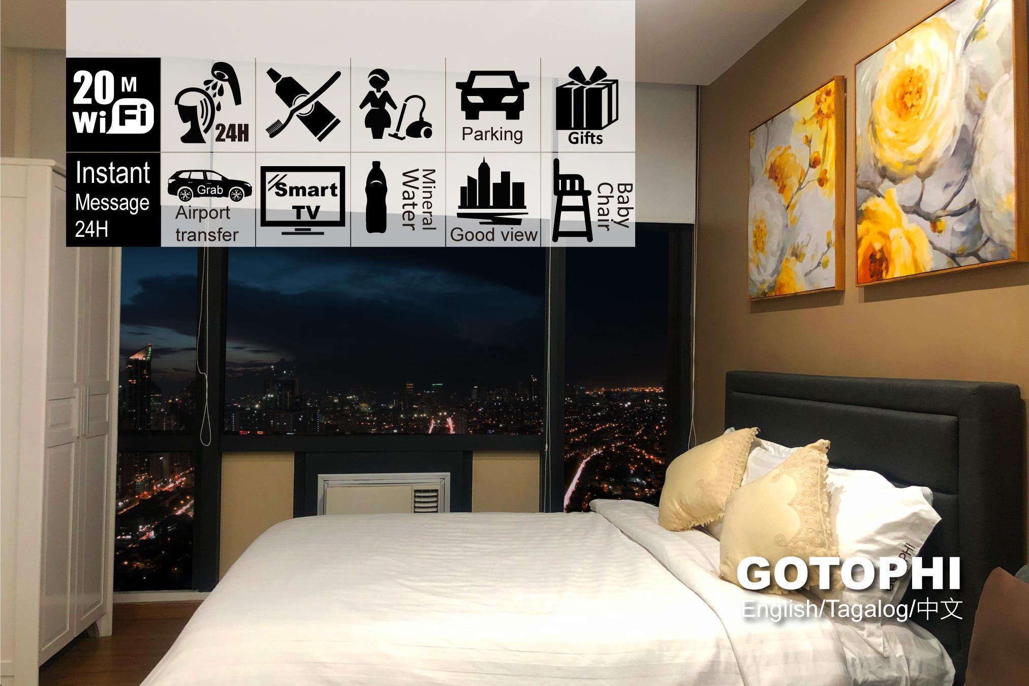 Gotophi Luxurious 5Star Hotel Gramercy Makati 5317