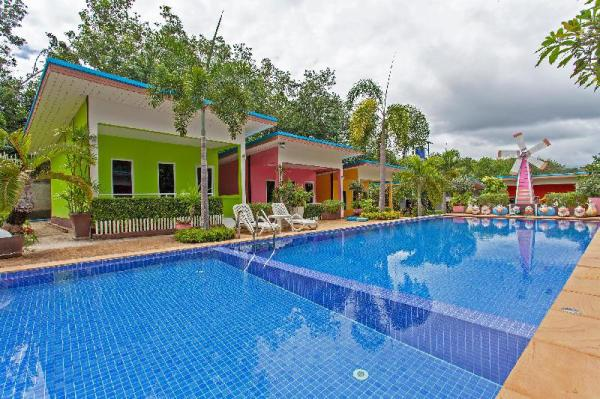 Panorama Villa 12 BR Sleeps 24 w/ Pool near Beach Phuket