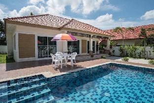 Chic affordable 3BR pool villa l 10 pax - VVH14 วิลลา 3 ห้องนอน 3 ห้องน้ำส่วนตัว ขนาด 150 ตร.ม. – กลางเมืองหัวหิน
