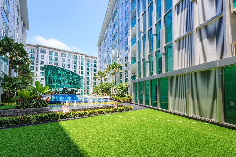 AMAZING  modern apartment in downtown Pattaya! อพาร์ตเมนต์ 2 ห้องนอน 2 ห้องน้ำส่วนตัว ขนาด 70 ตร.ม. – พัทยากลาง