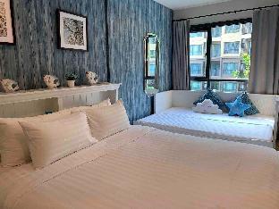 [チャアム ビーチフロント]アパートメント(40m2)| 1ベッドルーム/1バスルーム 1BR 1BA Wifi in room Cha Am Hua Hin 3 min to beach