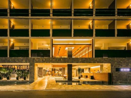 Sakura Terrace The Gallery