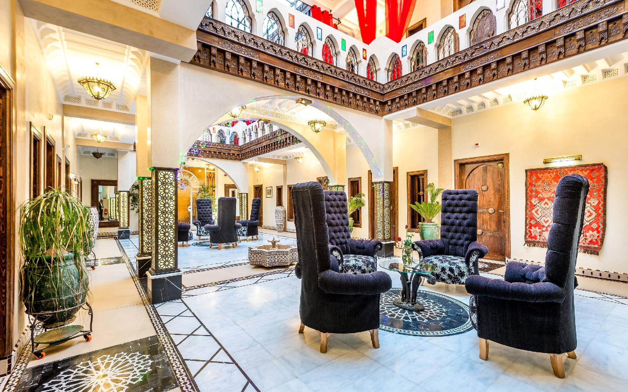 Hotel And Ryad Art Place Marrakech