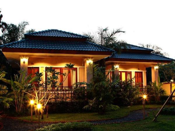 Thalane Palm Paradise Resort  Krabi