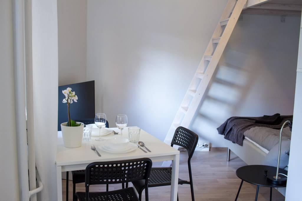 Unique Studio In The Heart Of Helsinki