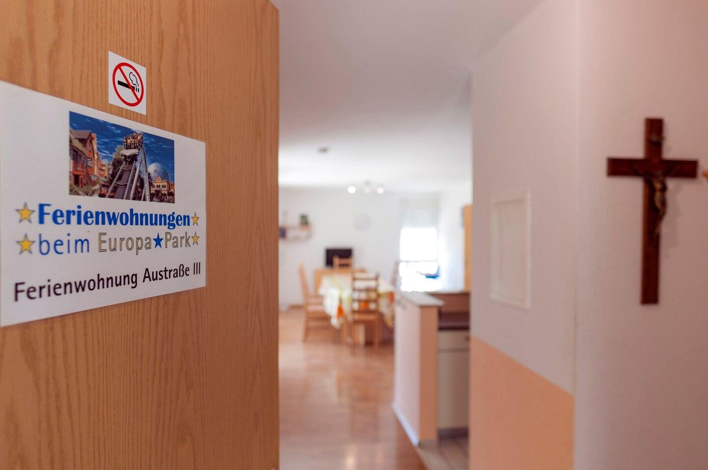 Apartment 3  Only 300 M To Entrance Europa Park