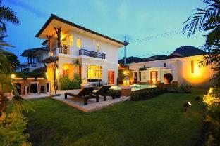 Sida Tropical Pool Villas in Beautiful Quiet Hill วิลลา 3 ห้องนอน 2 ห้องน้ำส่วนตัว ขนาด 50 ตร.ม. – เขาตะเกียบ
