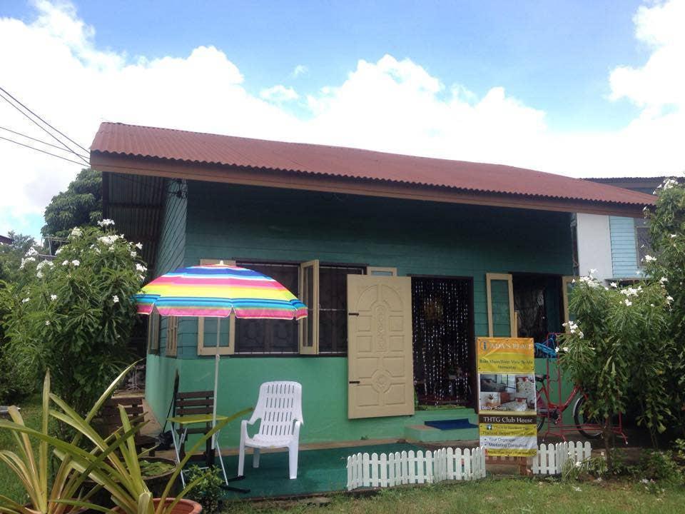 Garden House+Kitchen+FreeWifi In Private Garden