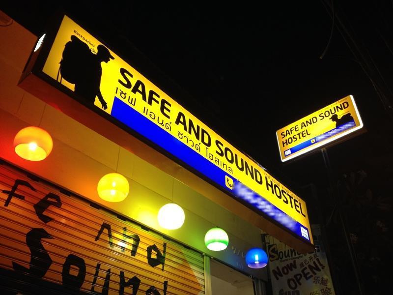 Safe And Sound Hostel