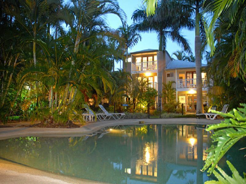 Sandy Beach Resort Noosaville