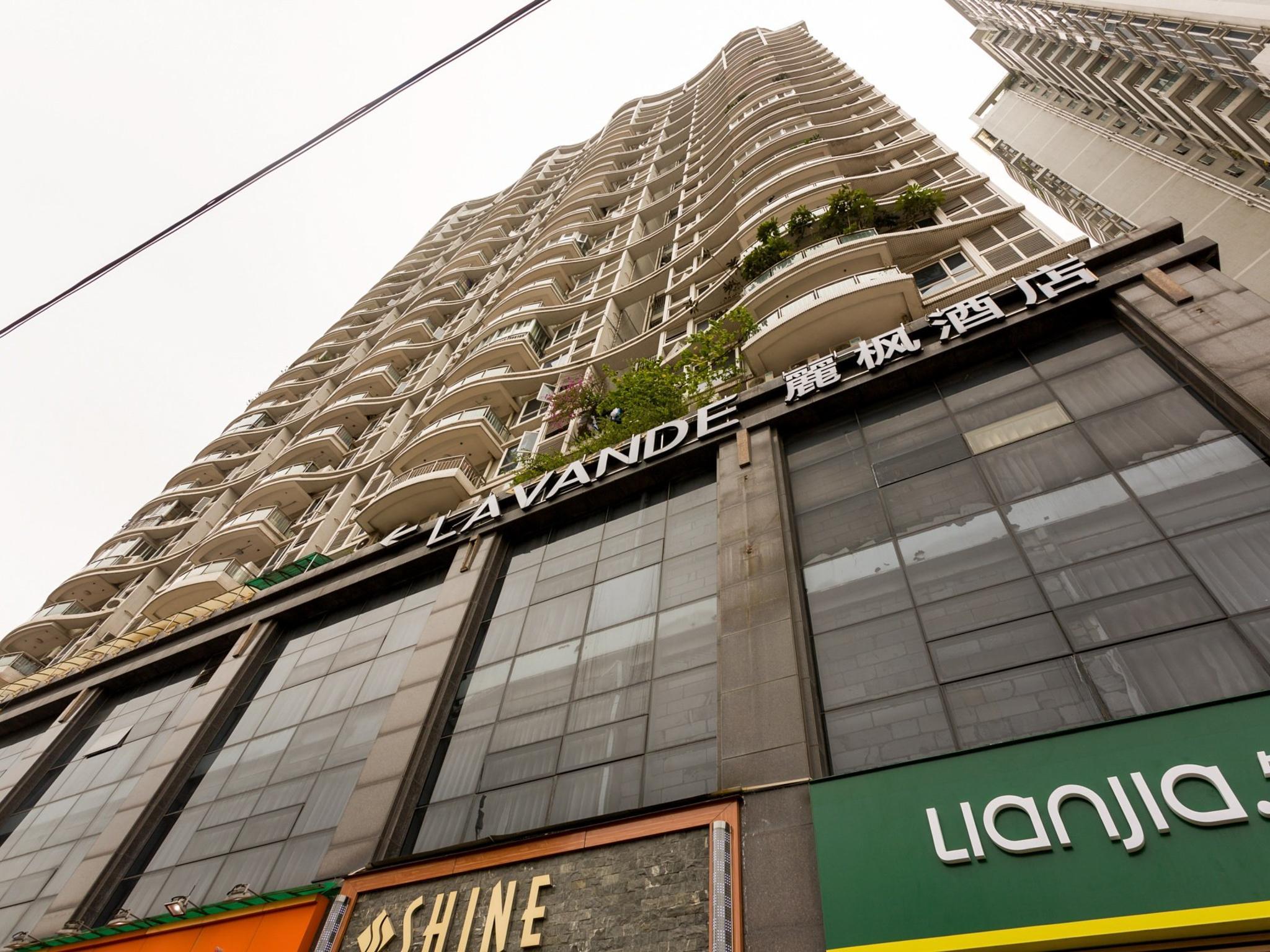 Lavande Hotel Guangzhou Tianhe Park Yuan Cun Metro