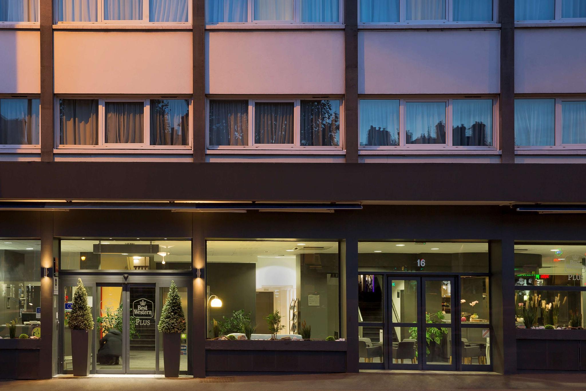 Best Western Plus Hotel Litteraire Alexandre Vialatte