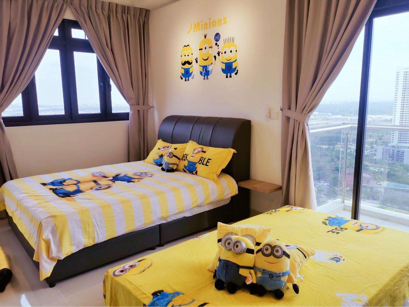 Minion Tour at Legoland & Hello Kitty Town