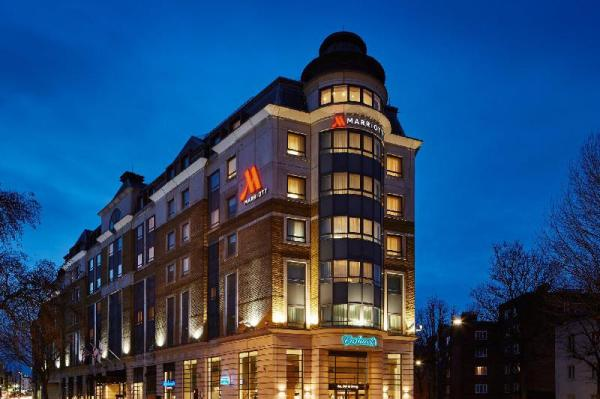 London Marriott Hotel Maida Vale London