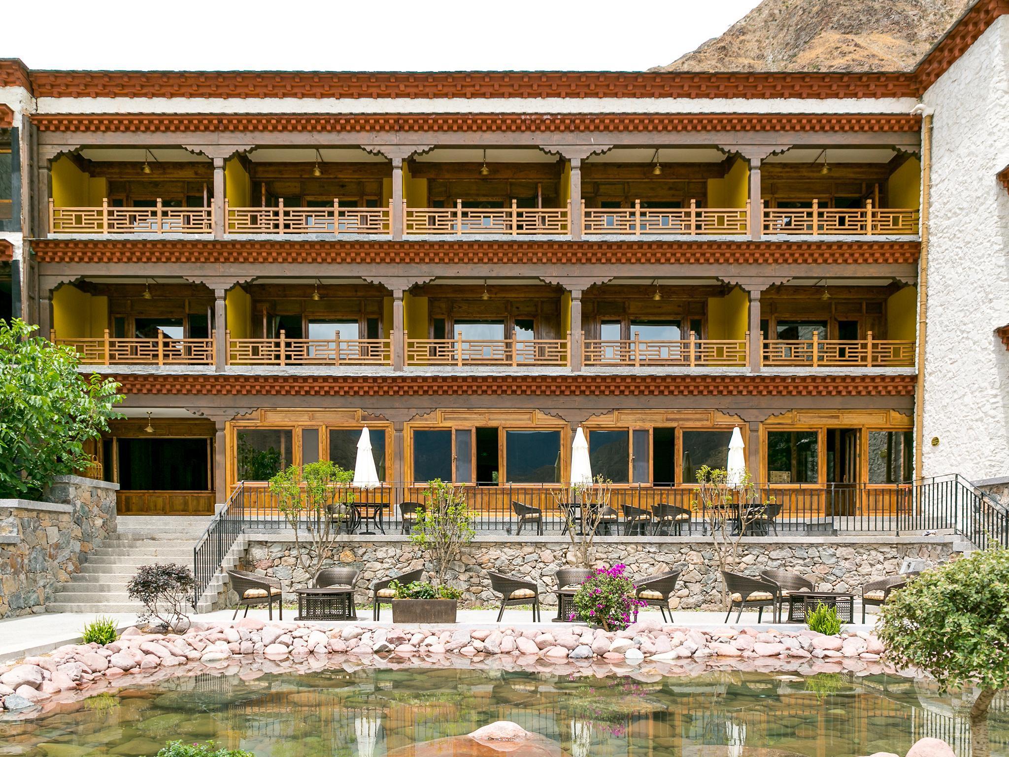 Songtsam Lodge Rumei