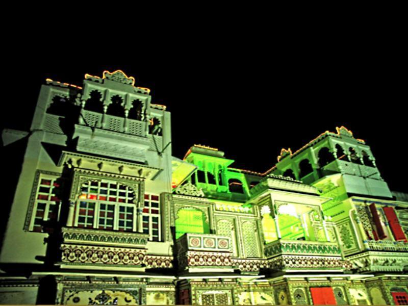 Shree Jagdish Mahal Heritage Hotel