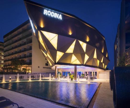Rodina Beach Hotel Pattaya