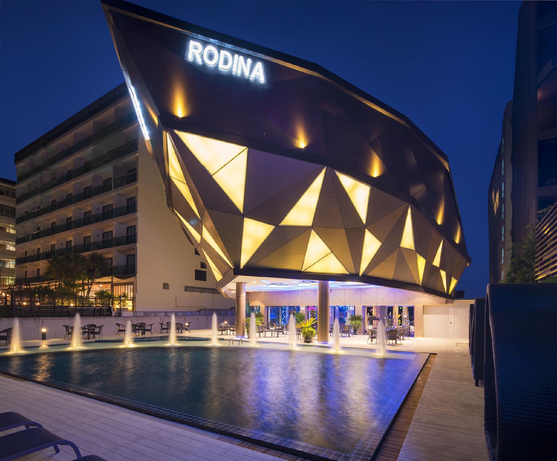 Rodina Beach Hotel โรงแรมรอดีนา บีช