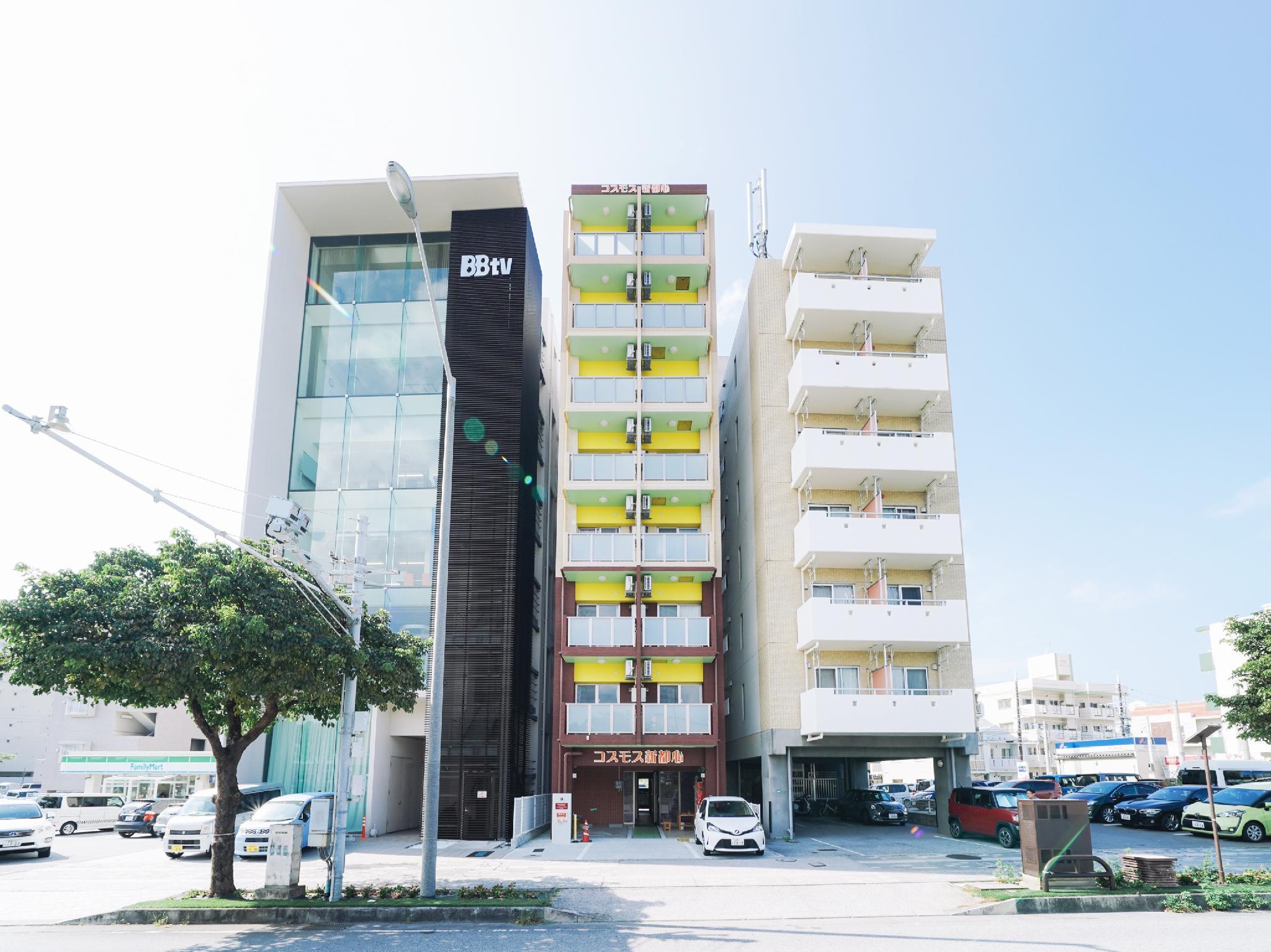 OYO 44637 Cosmos Shintoshin Hotel
