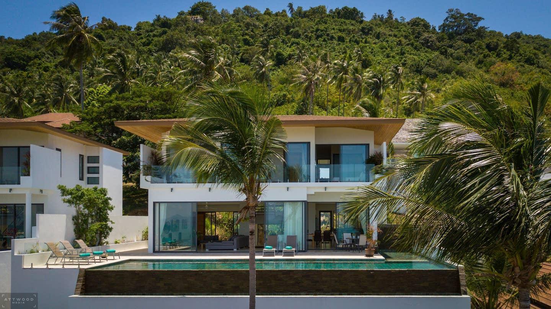 Villa Lilly - Luxury 6 Bedroom Sea View Villa วิลลา 6 ห้องนอน 6 ห้องน้ำส่วนตัว ขนาด 100 ตร.ม. – บางปอ