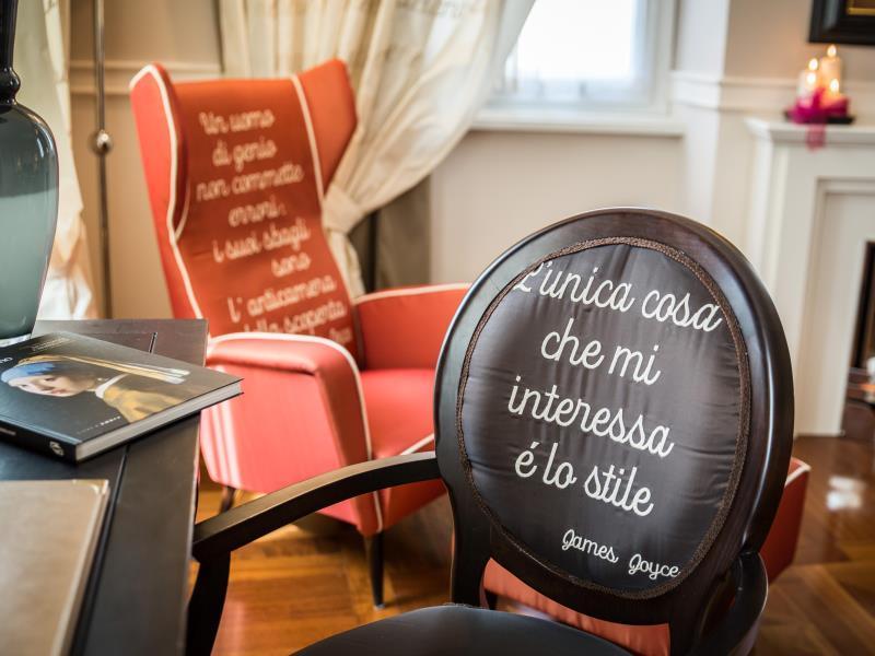 Reviews Victoria Hotel Letterario Trieste