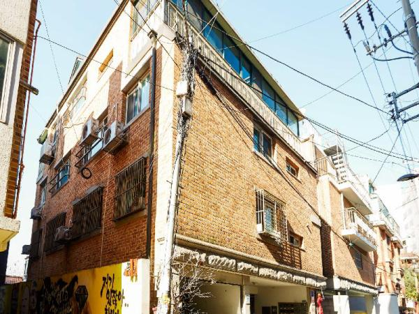 Nanu Guesthouse Pink Female Only Seoul